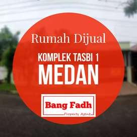 Rumah Komplek Tasbi 1 / tasbih 1  Khusus Muslim