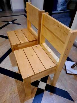 Pure Wood Kids Chairs For Sale