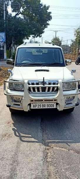 Mahindra Scorpio 2009-2014 SLE BSIV, 2012, Diesel