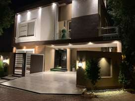 12 Marla Corner Brand New Luxury House For Sale In Bahria Town Lahore