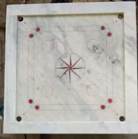 New Brand Marble Carrom 8999=00Rs.
