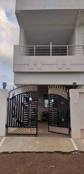 Newly constructed building for sale with good construction quality.
