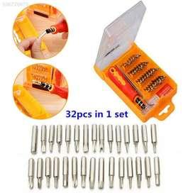 Obeng 32 In 1 Multi Tool Kit Screwdriver - Kota Sepang
