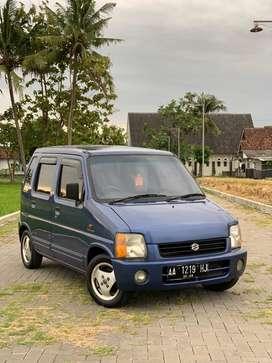 Suzuki Karimun Kotak DX 2002 Istimewa Siap Pakai