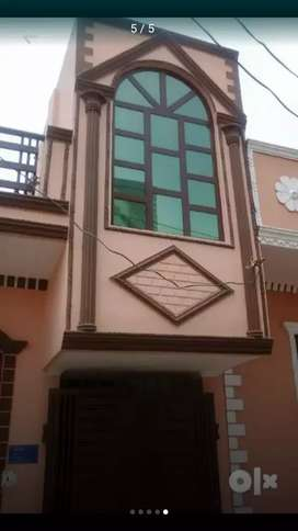 Home 50sqyd two floor in rajendra park ,surat nagar