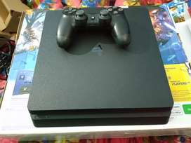 PS4 Slim. 500 GB. + 2 Games. Brand New Condition