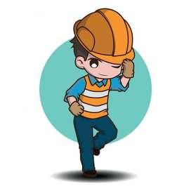 Lowongan Kerja Dibutuhkan tenaga Serabutan Karyawan (Loker Tukang)