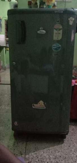 Whirlpool 4 star refrigerator