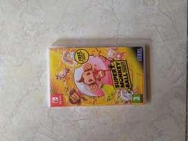 Jual game nintendo switch super monkey ball