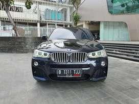 BMW X4 M Sport Package Xdrive 2015