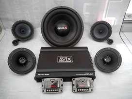 Paket Audio Bebas Storing  (SKY AUDIO)