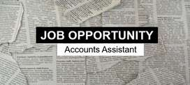 Wanted: Accounts Assistant