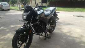 In very good condition. bike is in showroom condition.