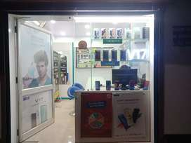 Urgent need of a Female candidate for Mobile shop