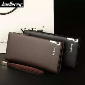 Balleary Leather Wallet For Men and Women