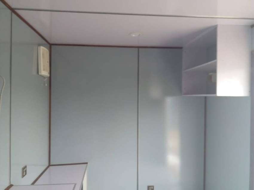 porta cabin office container  Prefab Homes For Sale in Islamabad 0