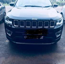 Jeep Compass 2017 Petrol Well Maintained