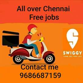 We are Hiring Swiggy Delivery Executive