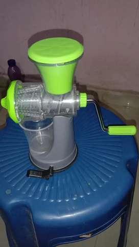 Hand Jusser Machine
