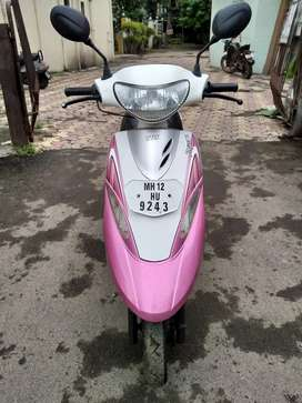 2012 TVS SCOOTY PEP+ FOR SALE