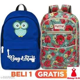 Tas punggung sekolah