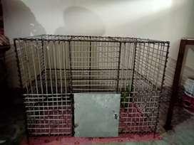 Big iron cage