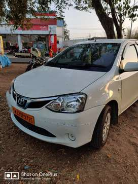 Etios for selling