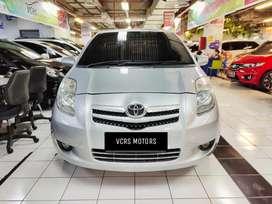 Toyota Yaris J 2008 Manual KHUSUS kondisi SUPER ISTIMEWA