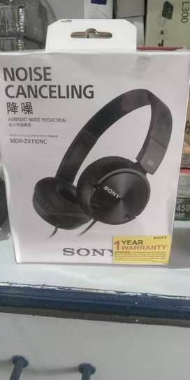 Sony Headphone MDR-ZX110nc