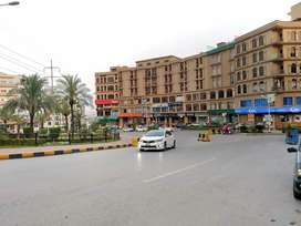 Brand new one bed for only office rent phase 4 bahria Town Islamabad
