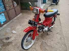 Honda C700 1982