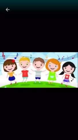 Need Dance, Music, Arts, Yoga & Zumba Teacher in Durgapur