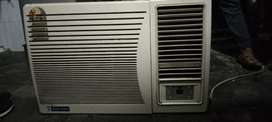 Blue star window ac 2 ton 2 year old ok condition...