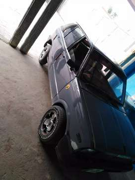 Suzuki fx  modified