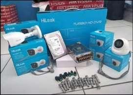 KAMERA CCTV 2MP // PAKET LENGKAP SETTING KE ANDROID/IOS