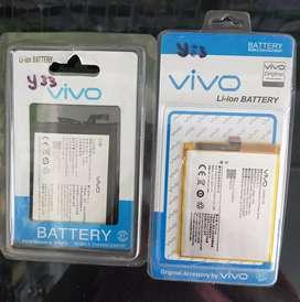 Baterai vivo y33 y53