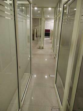Fully furnished 2200 sq feet office space for rent phase 8 mohali