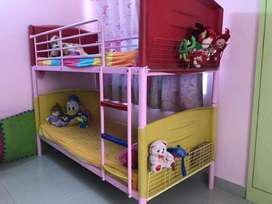 Kids Bunk Bend with Mattresses