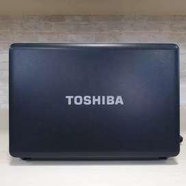 Laptop bekas toshiba c640 - pentium