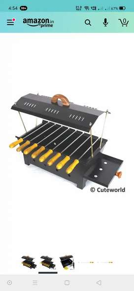Barbeque griller new