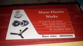 MAYUR ELECTRiC WORKS