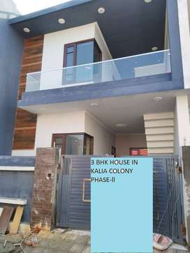 3 bedroom house in kalia colony phase-ll near park, BatthSons