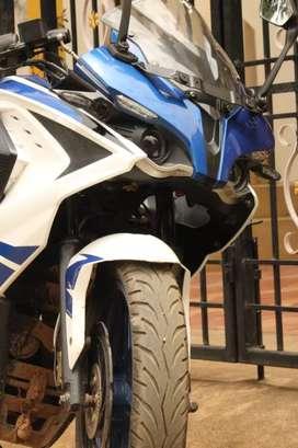 Bajaj Pulsar Rs200 Second Owner