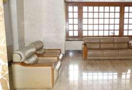 Beautiful 3 bhk furnished flat near Amin Marg, Panchavati Road