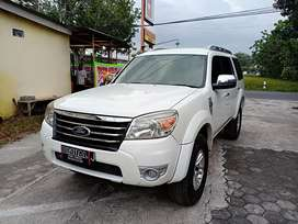 FORD EVEREST 2010 4×4 TURBO MANUAL