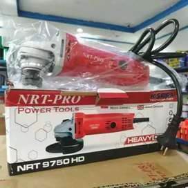 mesin gerinda tangan 4 inch NRT-PRO 9750 HD 750 Watt COD BDG