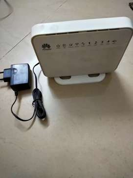 Brand new router 500/-