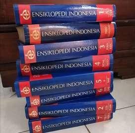 Ensiklopedia Indonesia jadul tahun 80an
