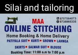 Stitching & boutique