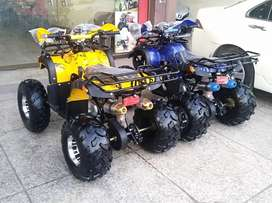 DNR Gear System 125cc Sports Alloy Rims ATV QUAD BIKES At Subhan Shop